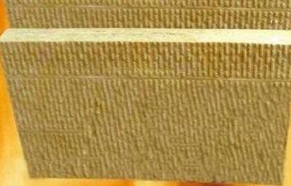 岩棉板的密度规格介绍