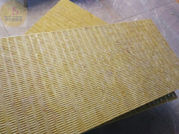 10cm厚岩棉保温板